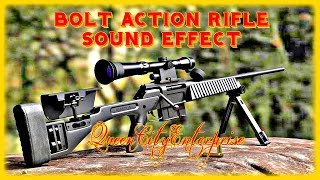 [HQ] Bolt Action Rifle Sound Effect (FREE DOWNLOAD)