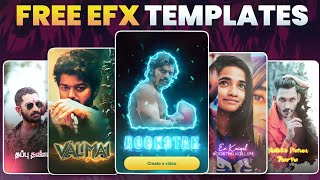 More Amazing Free EFX Templates For You! | Vibal Feahers Edits