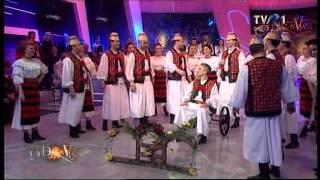 Junii Sibiului, Luminita Anghel şi Zoli la TVR 1.