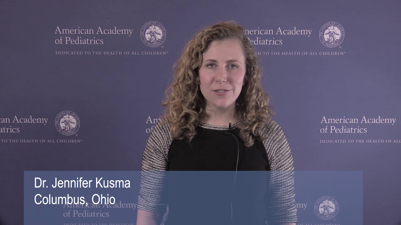 Dr  Jennifer Kusma Speaks Out Against Gun Violence