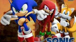 his world by matty lewis and ali tabatabaee of zebrahead from sonic the hedgehog 2006