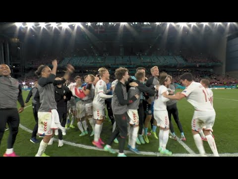 Russia Denmark Goals And Highlights