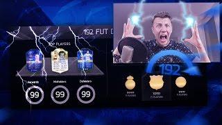 FIFA 16 : SPANNENDE 192 DRAFT CHALLENGE ft. 99 TOTS RONALDO!