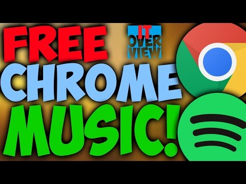 WHAAT.. FREE Google Chrome Music (google chrome extension - upnext music player)| IT Overview
