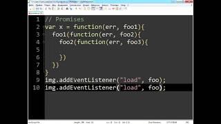 Объект Promise в JavaScript