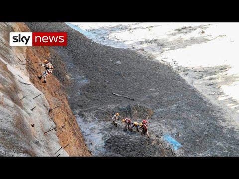 Himalayan glacier causes deadly flood