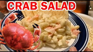 How to make Easy Delicious Seafood Salad Perfect for the holidays