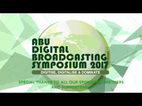 Digital Broadcasting Symposium 2017