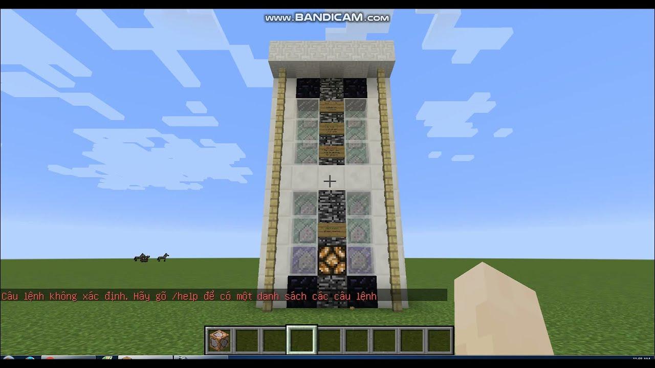 cách để xây biệt thự siêu khủng cho riêng mình trong minecraft