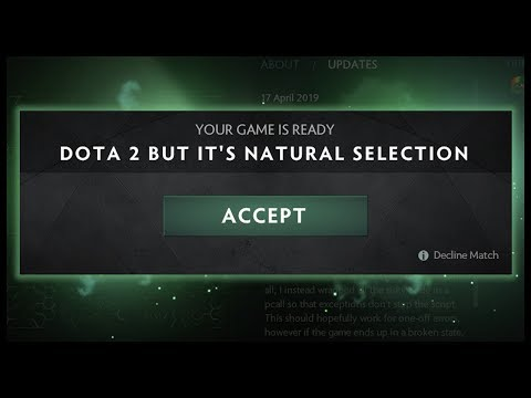 natural selection 2 matchmaking