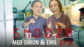 Du har en ful mössa! - Snooza med Simon & Emil | Ep.8