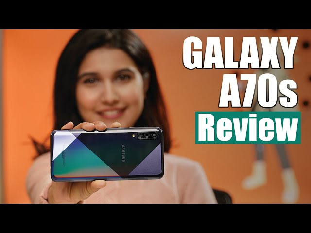 Samsung Galaxy A70s Review: Great Multimedia Device!