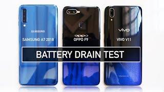 Samsung Galaxy A7 2018 Vs Oppo F9 Pro Speedtest And Camera Comparison