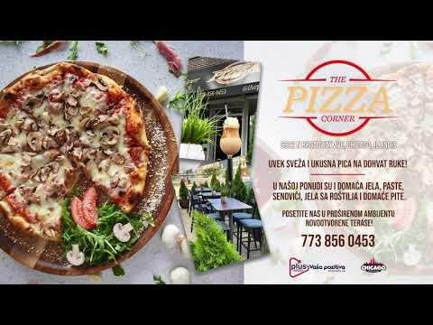 The Pizza Corner (Illinois) I Plus Radio I REKLAMA