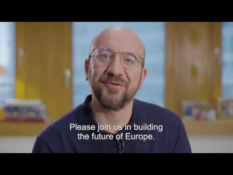 Charles Michel in his own words - trailer
