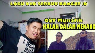 "Download Video OST - FILEM MUNAFIK ""KALAH DALAM MENANG"" MAWI & SYAMSUL YUSOF MV Reaction MP3 3GP MP4"