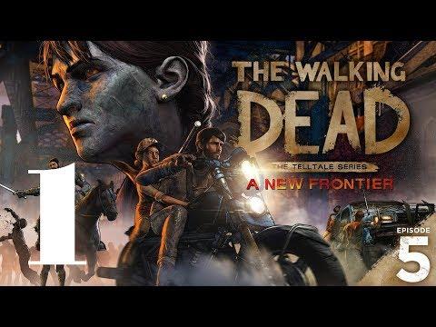 The Walking Dead - A New Frontier - Episodio 5 - Desde la galera [parte 1]   Mega Jugador