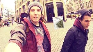 ''Haste mal 'n bisschen Gras?'' - Shoppen in Köln! | unge thumbnail