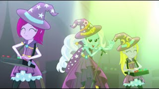 [Spanish] Equestria Girls Rainbow Rocks | Tricks Up My Sleeve [HD]