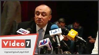 بالفيديو... علاء الكحكى: 18 وزارة تشارك بطلبات ومشاريع فعلية فى مؤتمر مصر تستطيع