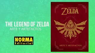 THE LEGEND OF ZELDA. ARTE Y ARTEFACTOS