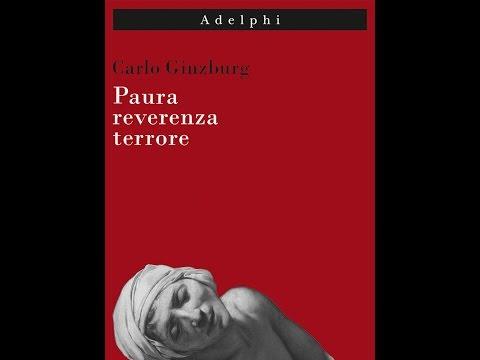 Carlo Ginzburg all'Istituto italiano di cultura di Parigi (14.01.16)