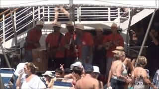 Show de Carnaval com Samba e Pagode no Navio Royal Caribbean Brasil - Internacional