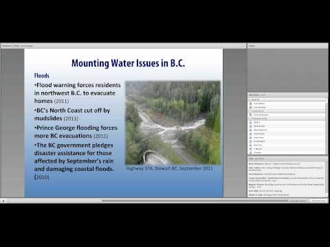 Wave of the Future: Water Policy in Western Canada