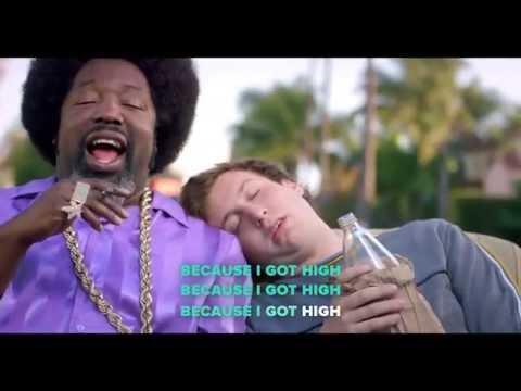 Afroman Because I got High Remix.. Its LEGALIZED!   www.ukmaryj.co.uk