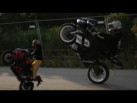 Fav Video EVER | Tayo & Lil_hanne | Wheelie Edition