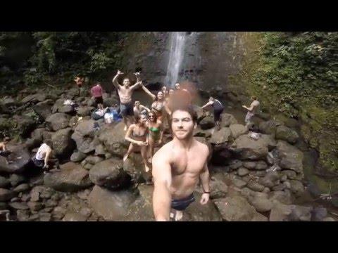 Hawaii Study Abroad UD 2016