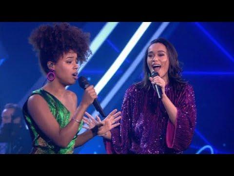 Eva & Romy– Only Girl In The World - IT TAKES 2