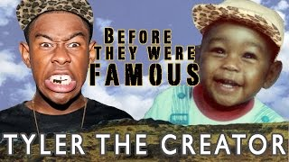 TYLER THE CREATOR | Before They Were Famous
