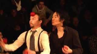 Hopla ! La fête des arts du cirque   Het feest van de Circuskunsten