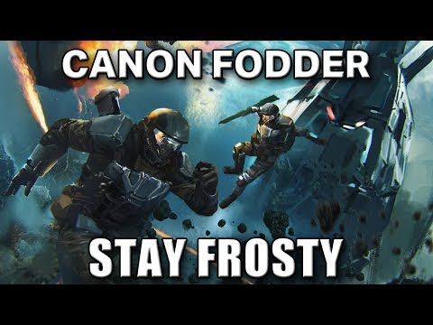Canon Fodder - Stay Frosty