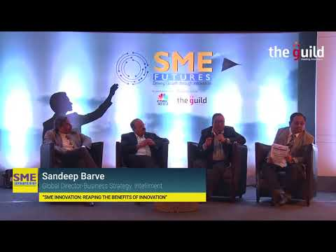 """SME Futures Tour""""Pune"""" : SME INNOVATION: REAPING THE BENEFITS OF INNOVATION part 2"""