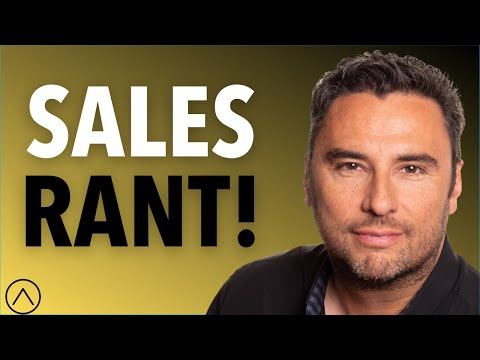 A Sales Training Sales Rant with Joe Soto