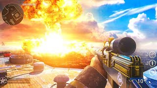 "COD WW2 ""NUKE"" GAMEPLAY 25 STREAK! (SECRET KILLSTREAK)"