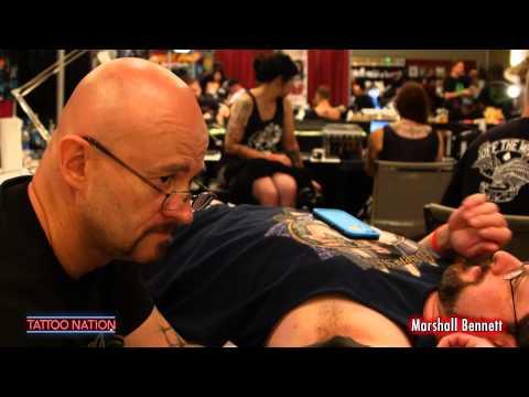 Marshall Bennett - Tattoo Nation - New Trends