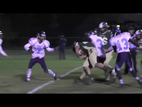 Highlights of Oceanside Football's Class C North Semifinal game against MDI