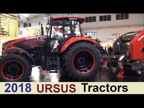 URSUS Tractors 2018