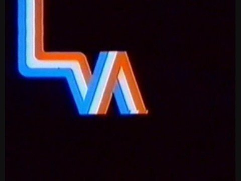 LWT - London Weekend Television Ident