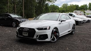 2018 Audi RS5: In Depth First Person Look