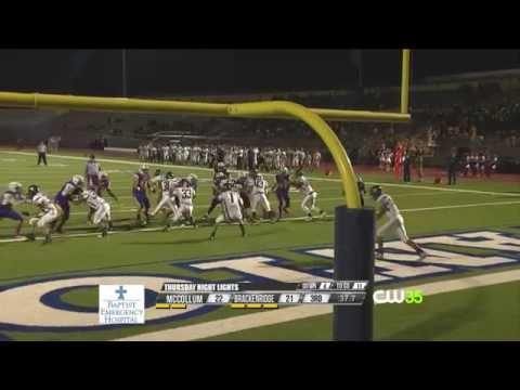 Thursday Night Lights 2014 Game 7 -San Antonio-