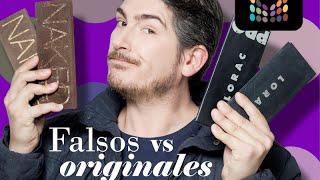 Maquillaje Falso/ Pirata - CUIDADO !!!