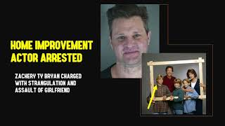 Home Improvement Actor Arrested - Zachery Ty Bryan Charged With Assaulting Girlfriend