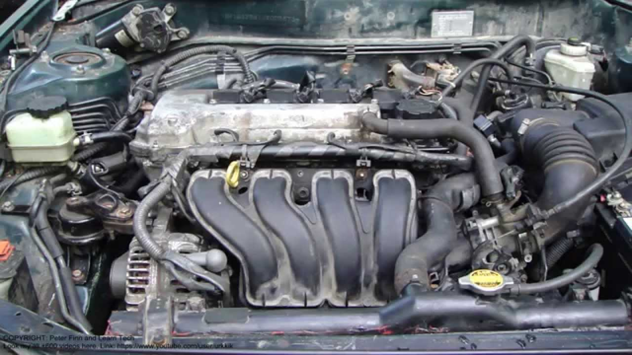 How To Replace Engine Toyota Corolla Vvt 52