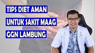 Cara Mengecilkan Perut Buncit untuk Orang punay sakit maag membahas cara diet bagi anda yang punya s.