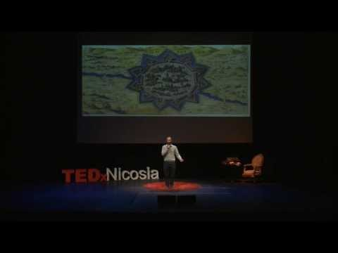 """A street map of Nicosia"": Diomedes Koufteros at TEDxNicosia"