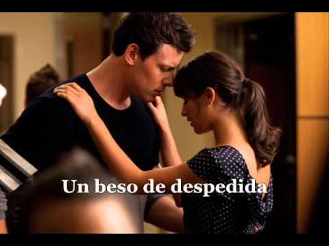 Glee - What I Did For Love Subtitulada al español + Lyrics
